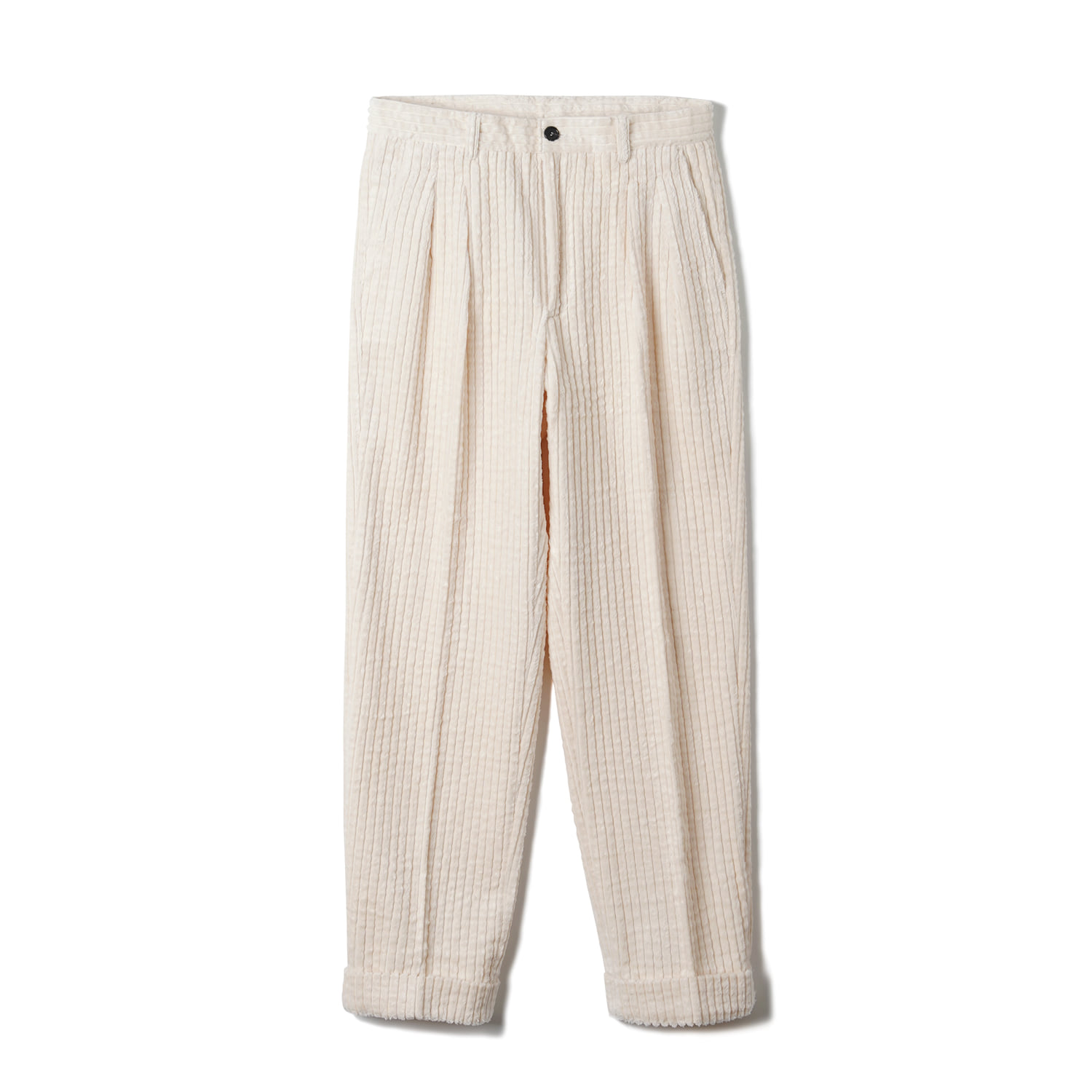 OSF Corduroy Two-tuck Pants - IvoryBants(반츠)
