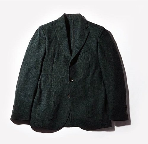 OXFORD GREEN SPORTS JACKET