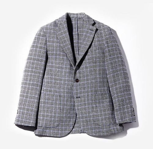 GRAY & BLUE SPORTS JACKET