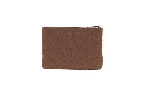 CASENTINO clutch - GREY BROWN
