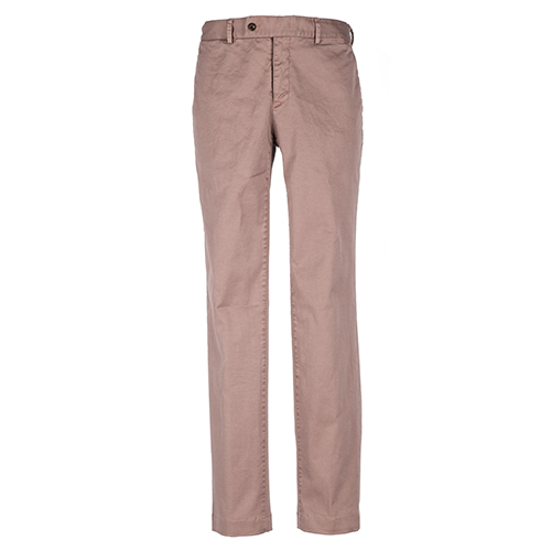 GARMENT DYED PANTS - SOFT PINK