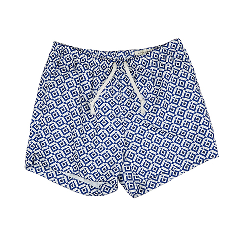 SWIM PANTS - GM NAVY