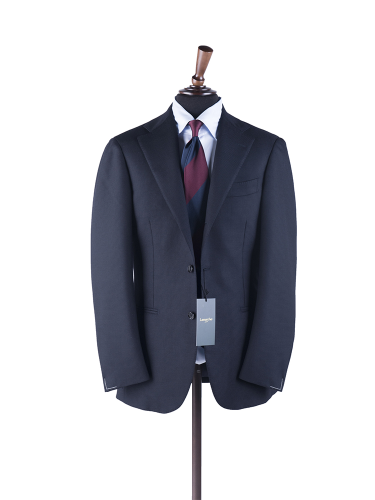 Lamarche Napoli navy suit made by RingJacket(라마르쉐나폴리by링자켓)