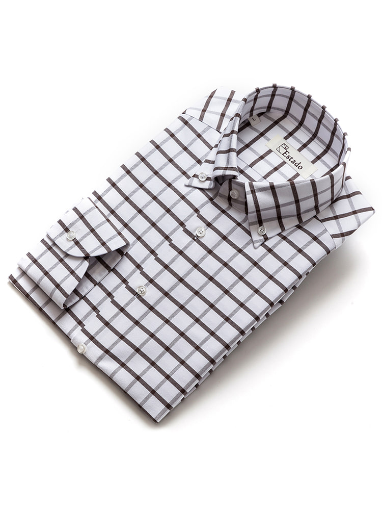 Cotton shirts - Tartan Check