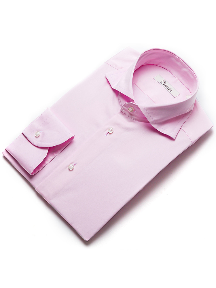 Cotton shirts - Pink (Soktas)ESTADO(에스타도)