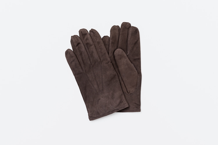 omega gloves Choco Suede (남성용)