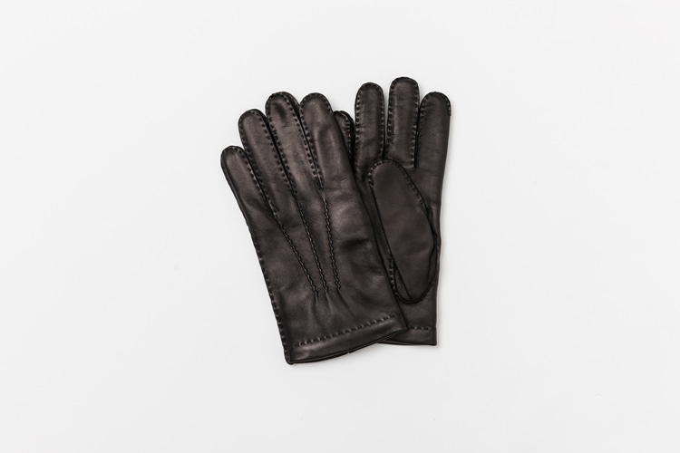 omega gloves Black stitch (남성용)