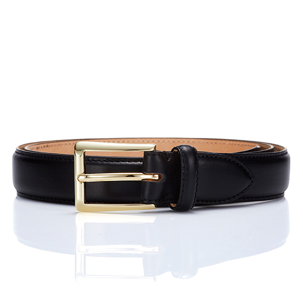 151 Classic Leather Belt - BlackSAVAGE(세비지)