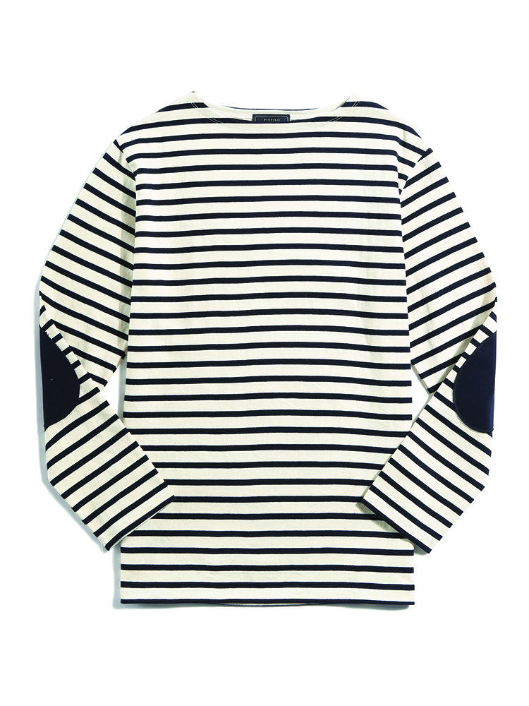 Navy/white striped shirtsPISTILO(피스틸로)