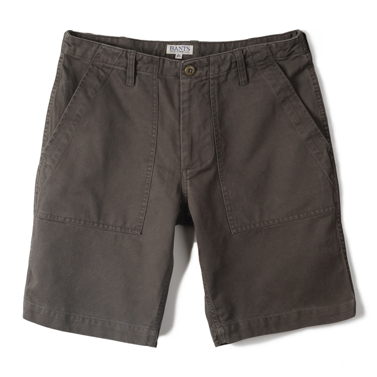 GTB Cotton Fatigue Shorts - Olive DrabBANTS(반츠)