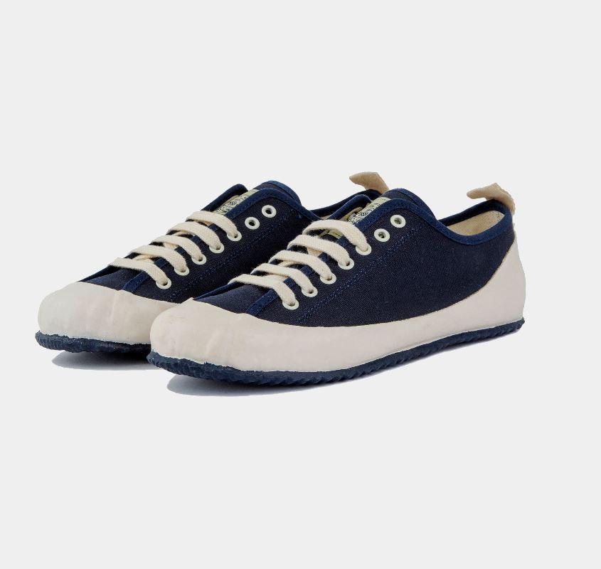 MARINE TYPE2 LACE UP (NAVY/ECRU)NORTH SEA CLOTHING(노스씨클로딩)