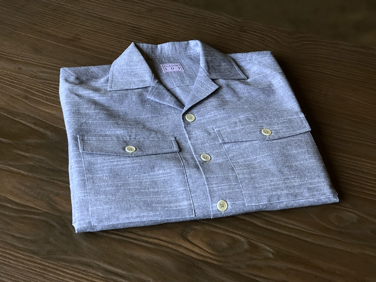 SHIRTS JACKET LIGHT BLUECLASSIC 101(클래식101)
