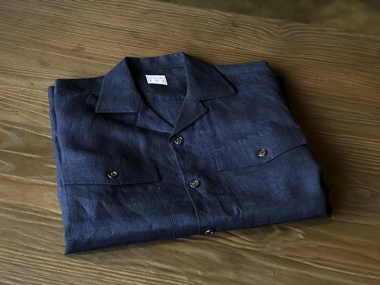 SHIRTS JACKET NAVYCLASSIC 101(클래식101)