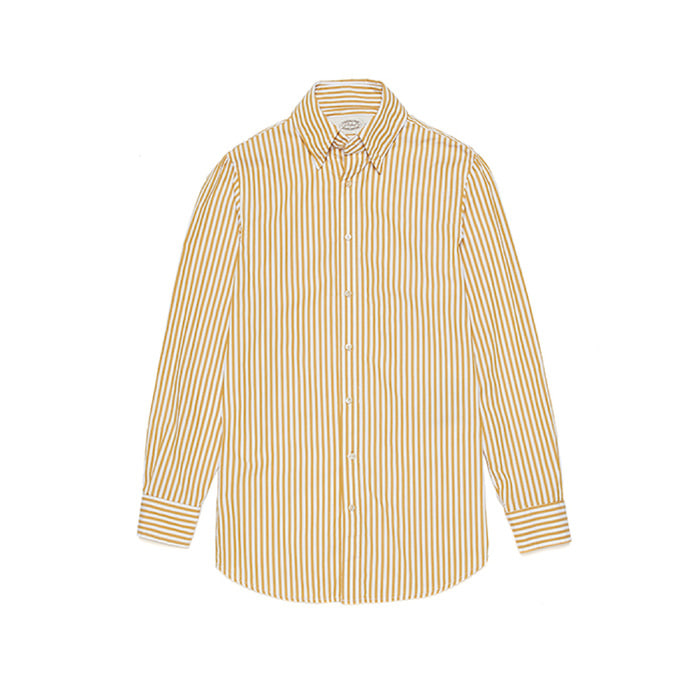 Stripe Shirts - YellowAMFEAST(암피스트)