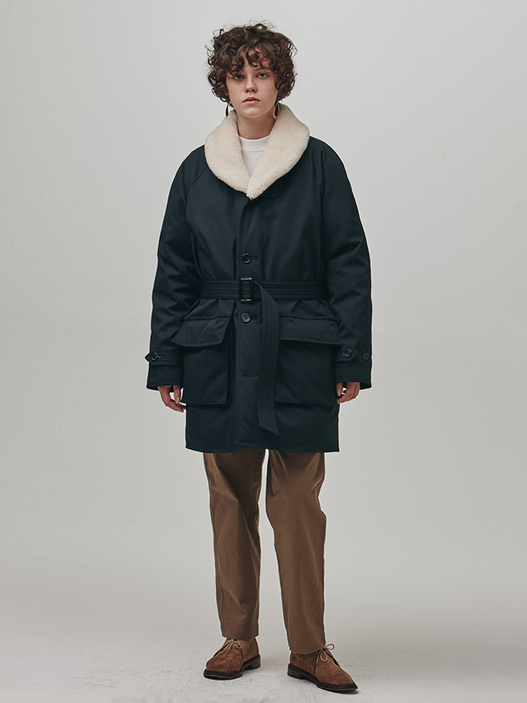 MACKINAW DOWN PARKA VOL_2 NAVYESFAI(에스파이)