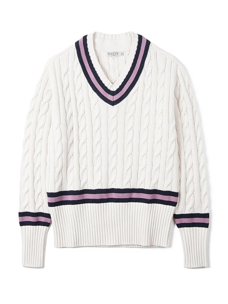 BTS Cotton Cricket Knit - OatmealBANTS(반츠)