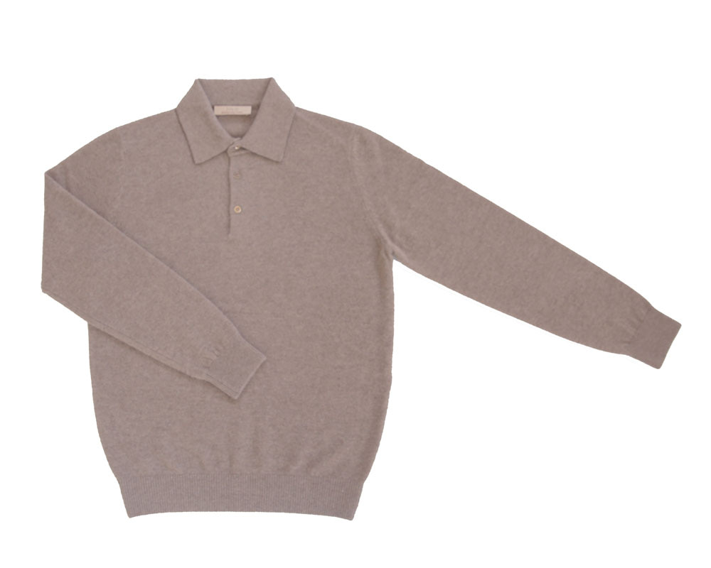 Soft Cashmere Collar_BrownIOLO(이올로)
