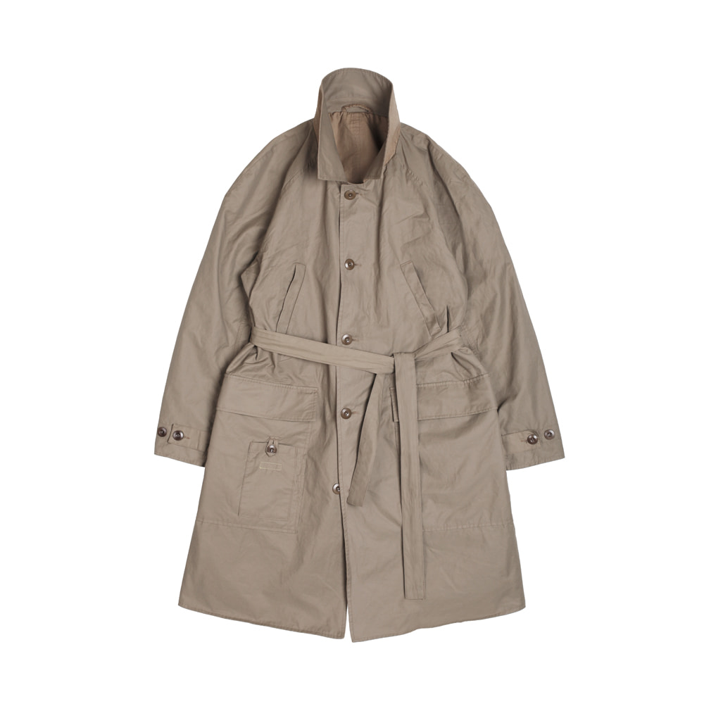 LAMBARENE SHOPCOAT [TAN BEIGE]THE RESQ(더레스큐)
