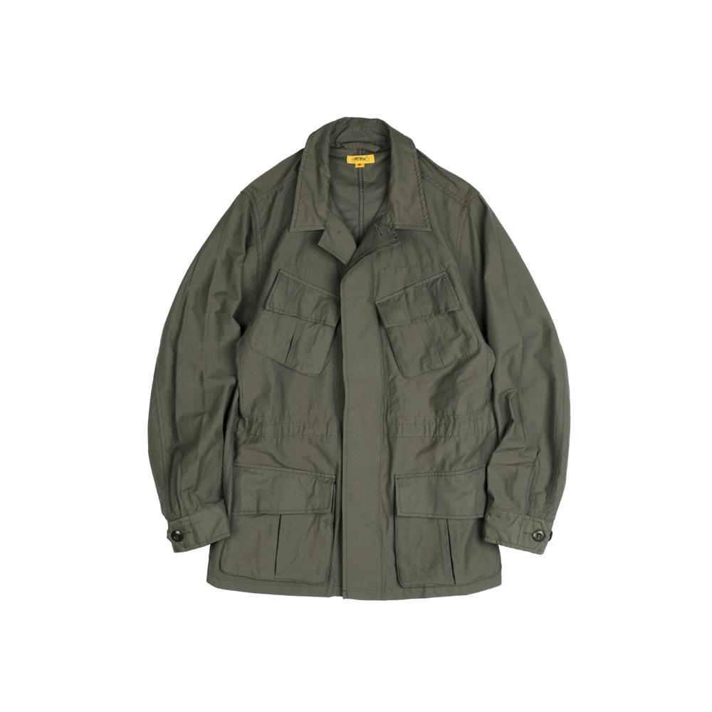 HAVANA JACKET [KHAKI]THE RESQ(더레스큐)