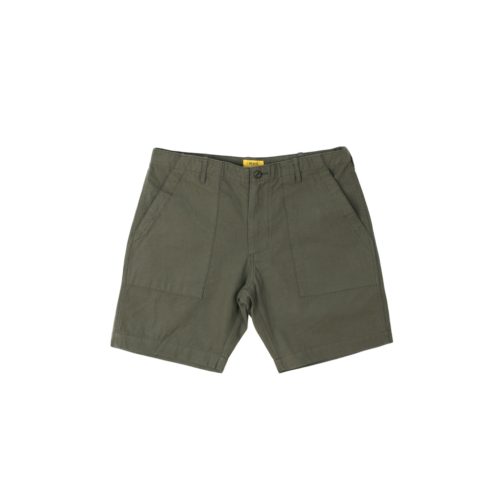 더레스큐(THERESQ) ORGANON SHORTS [KHAKI]