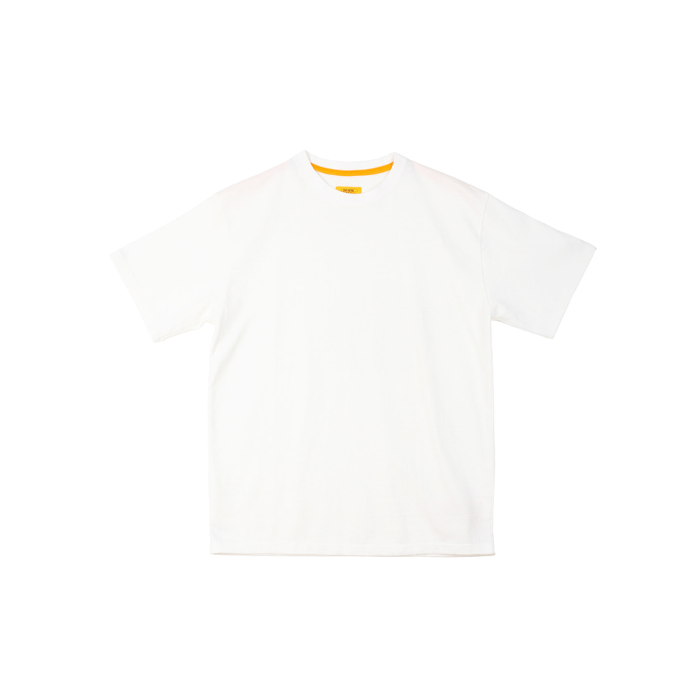 더레스큐(THERESQ)T SHAPE SHIRT [IVORY]