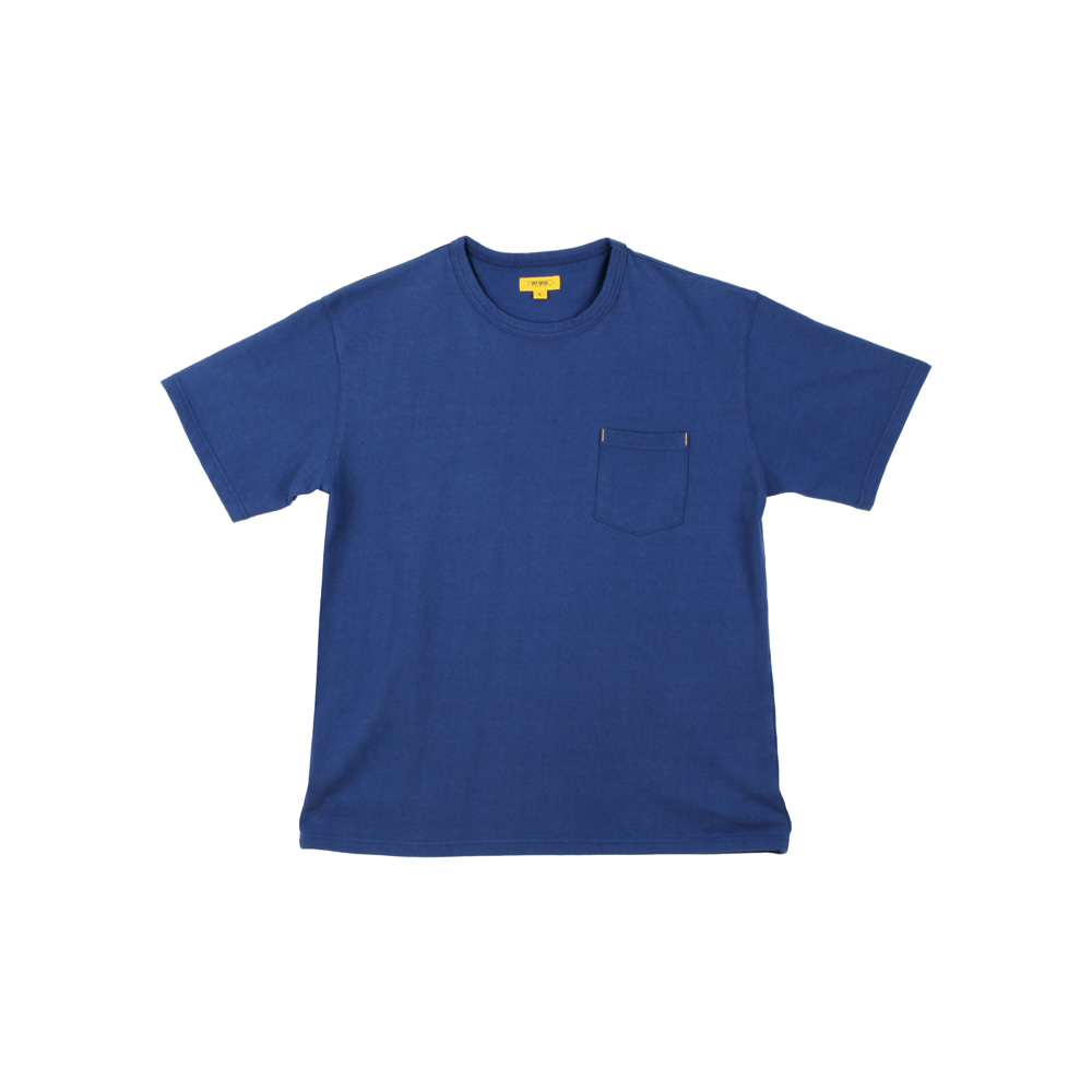 더레스큐(THERESQ)STEVEDORE TEE [BLUE]
