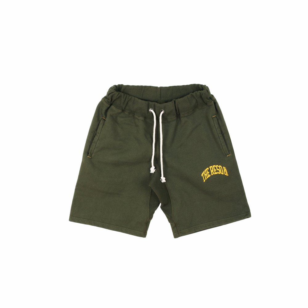 더레스큐(THERESQ)BALLGAME SHORTS [KHAKI]