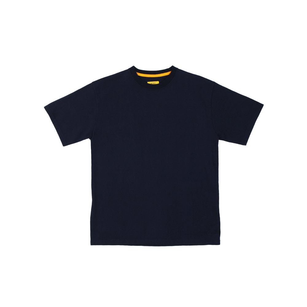 더레스큐(THERESQ)T SHAPE SHIRT [NAVY]