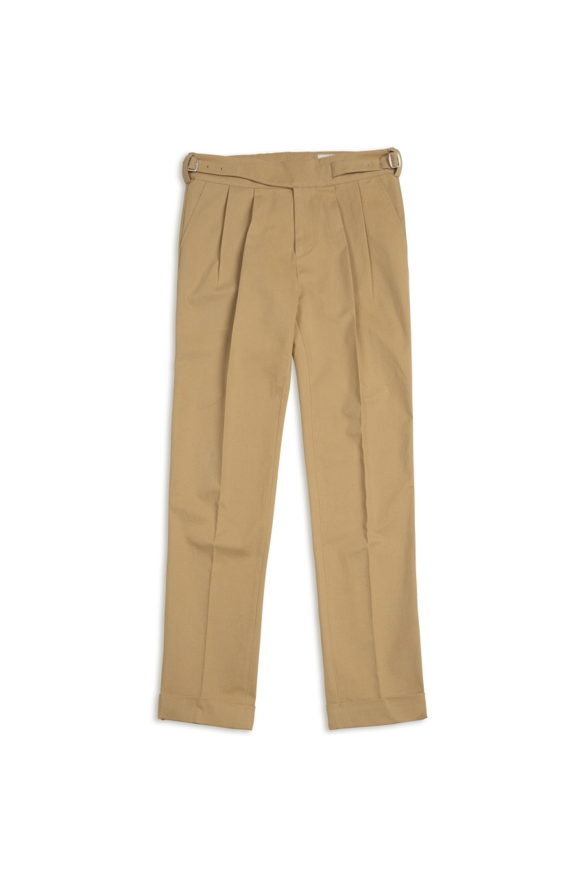 19 S/S ALL NEW GURKHA PANTS BEIGEAmfesat(암피스트)