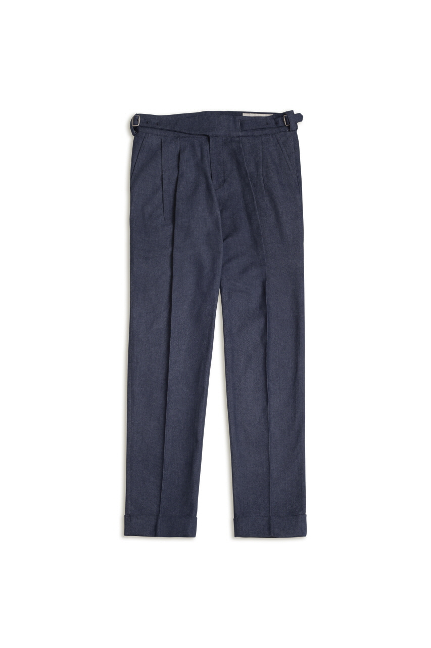19 S/S ALL NEW GURKHA PANTS DENIMAmfeast(암피스트)