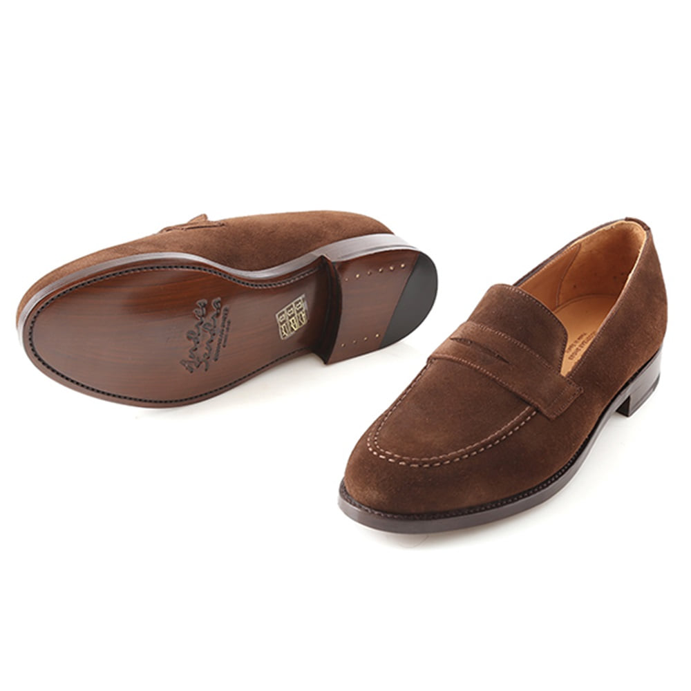 14290 Penny Loafer Marron AndresSendra(안드레스샌드라)