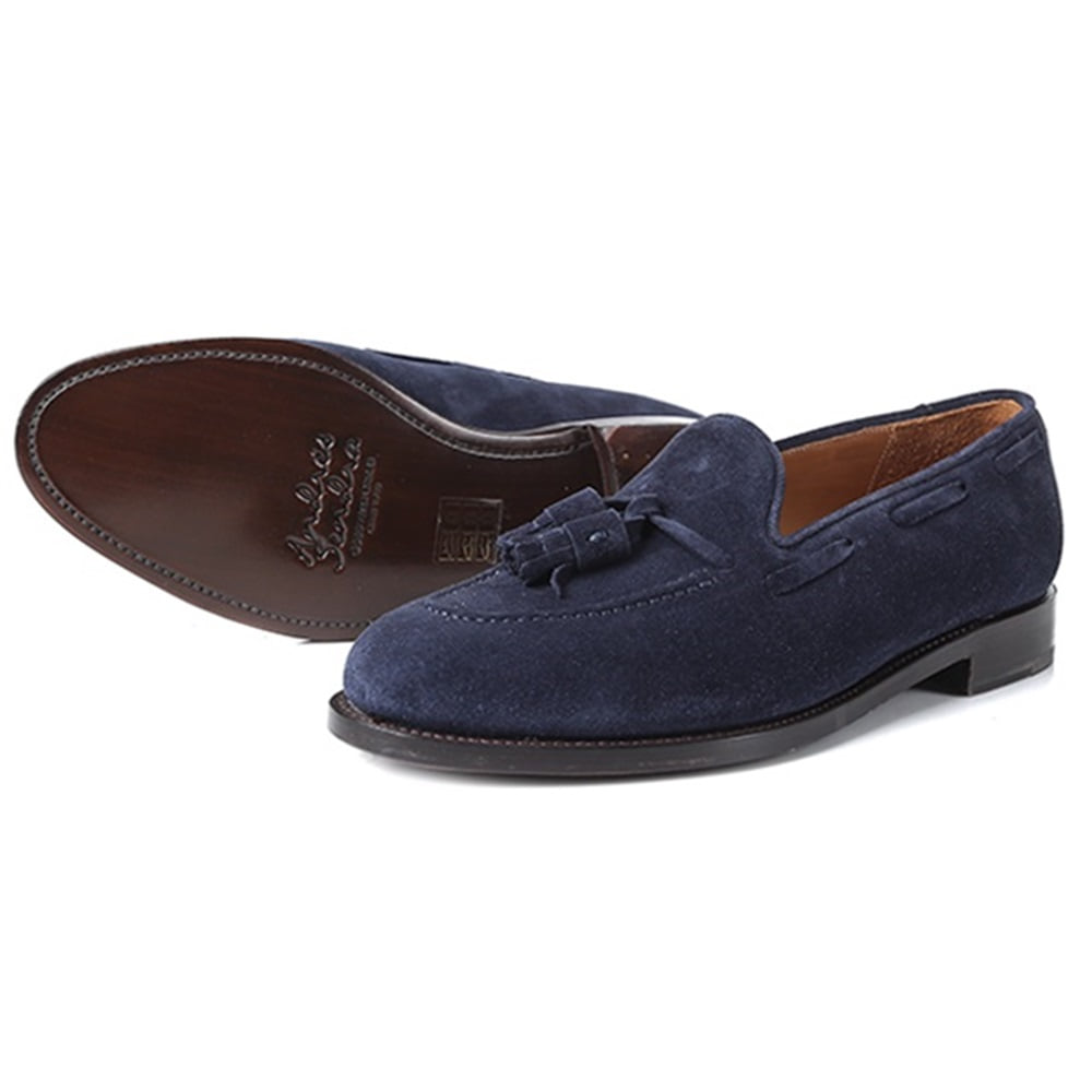 13338 Tassel Loafer NavyAndresSendra(안드레스샌드라)