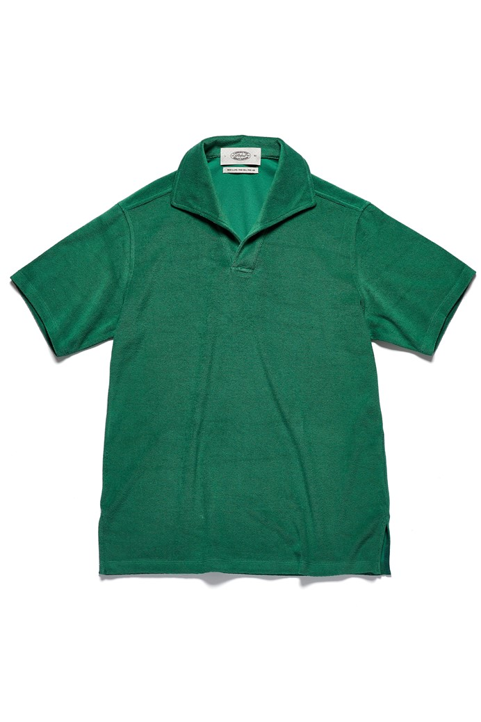 SIGNATURE TERRY POLO GreenAmfeast(암피스트)