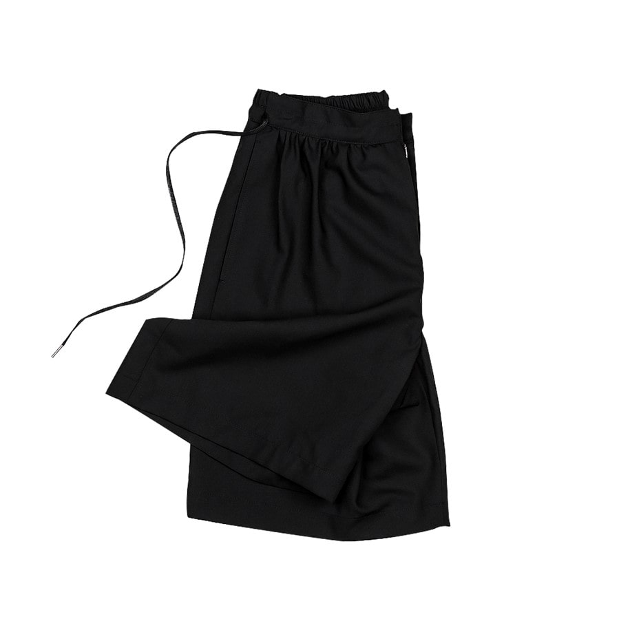 Side String Half Pants / BlackArttitude(아티튜드)