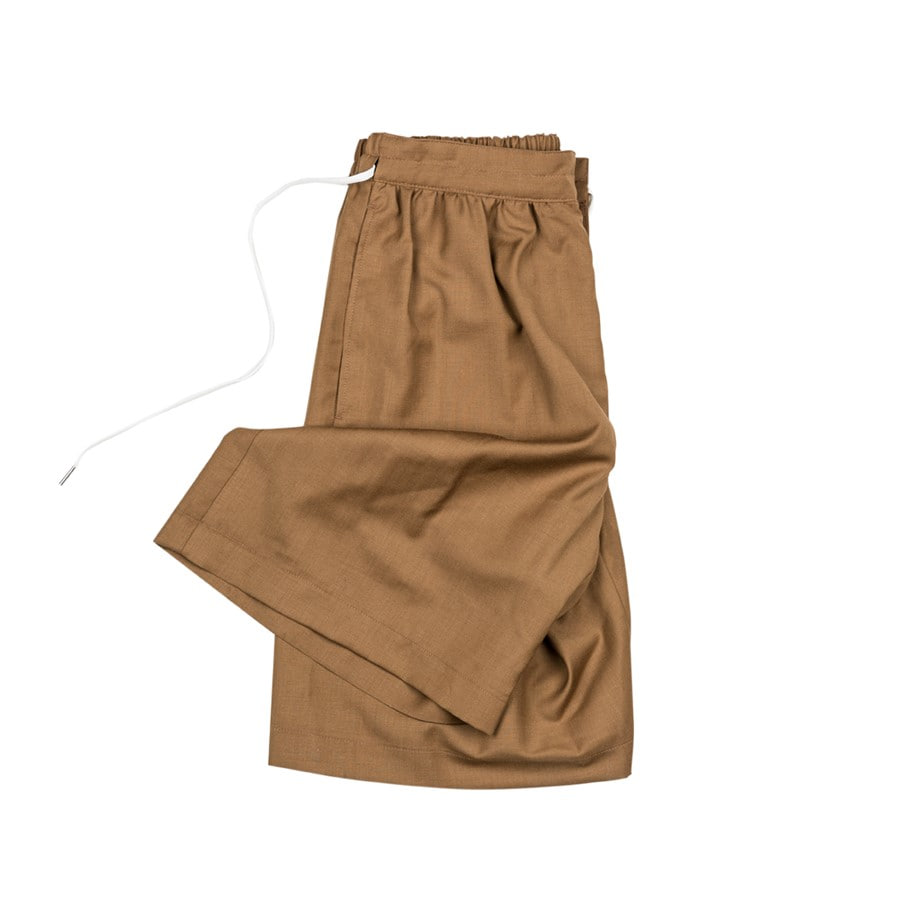 Side String Half Pants / CamelArttitude(아티튜드)