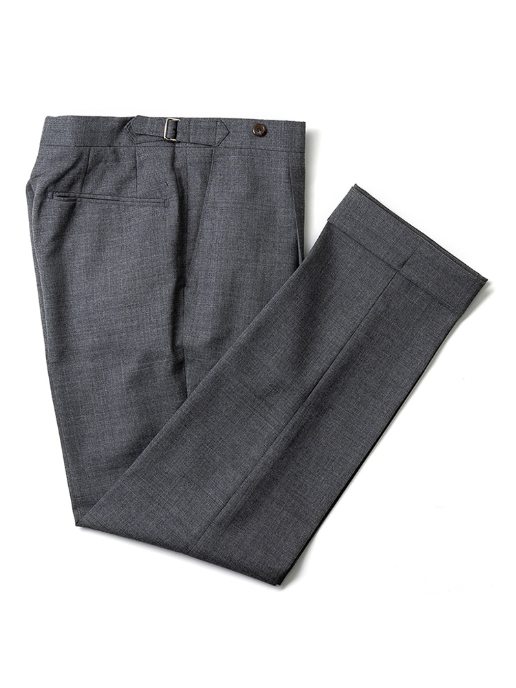 Canonico fresco pants - grey (2PLY)ESTADO(에스타도)