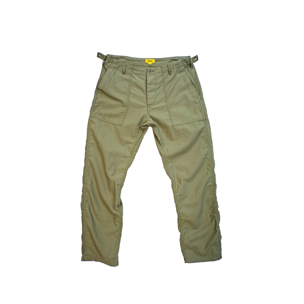 KILROY PANTS [OLIVE]ThE RESQ(더레스큐)