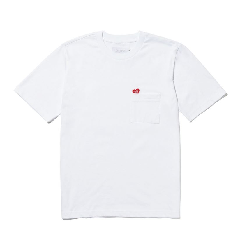 LOVE T- SHIRTS WHITEDgre(디그레)