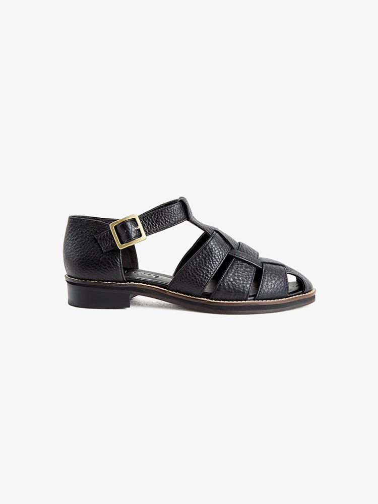 women Neutrum Gurkha Sandal (Black)Neute(누트)