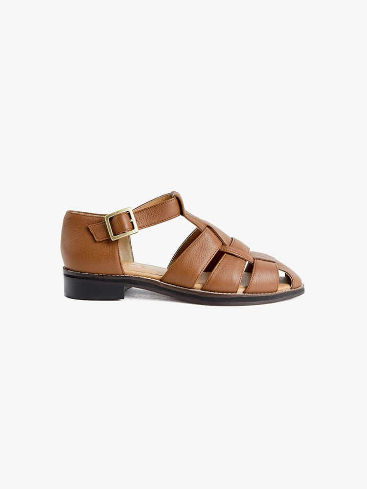(여성용) Neutrum Gurkha Sandal (brown)Neute(누트)