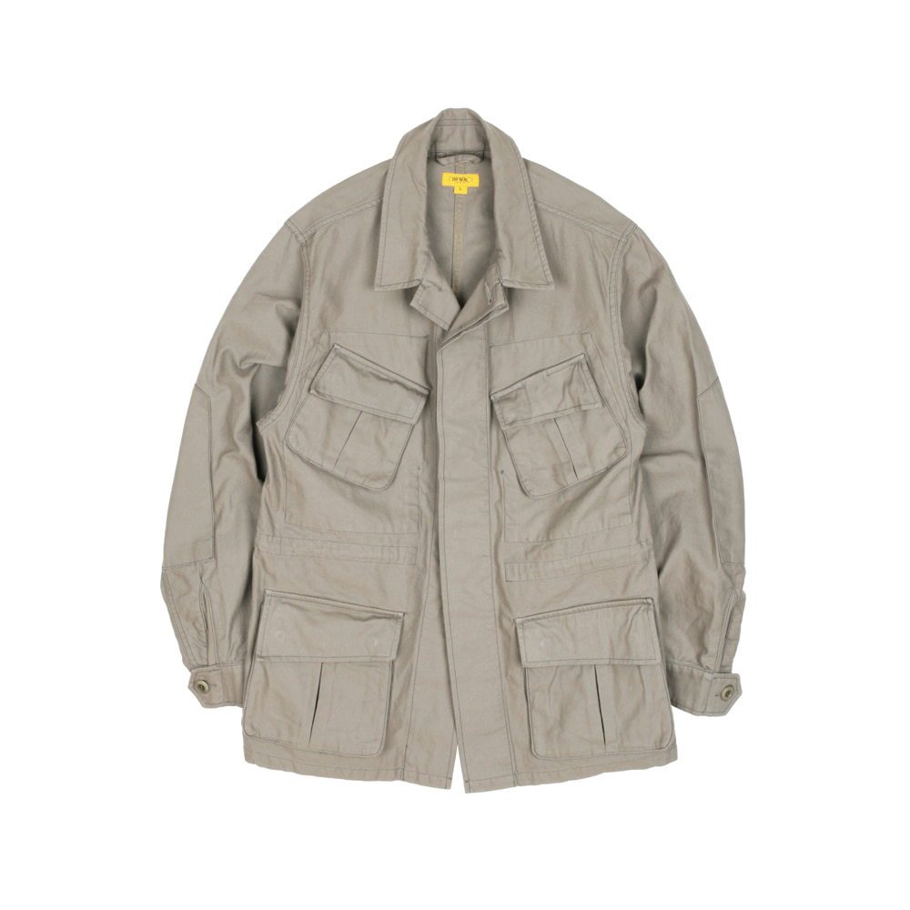 MACHU PICCHU JACKET [CEMENT GREY]THE RESQ&Co(더레스큐컴패니)