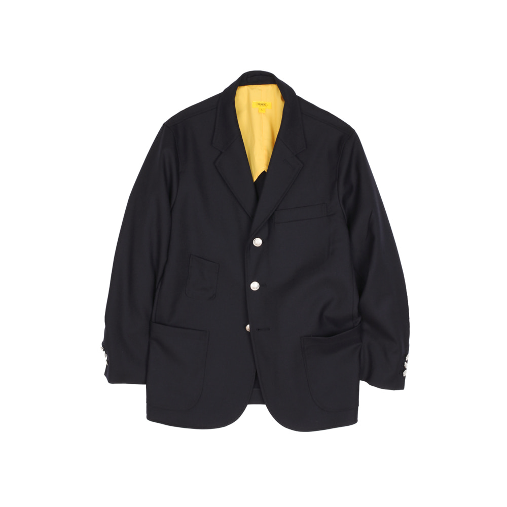 MONTGOMERY SPORT JACKET [NAVY]THE RESQ&Co(더레스큐컴패니)