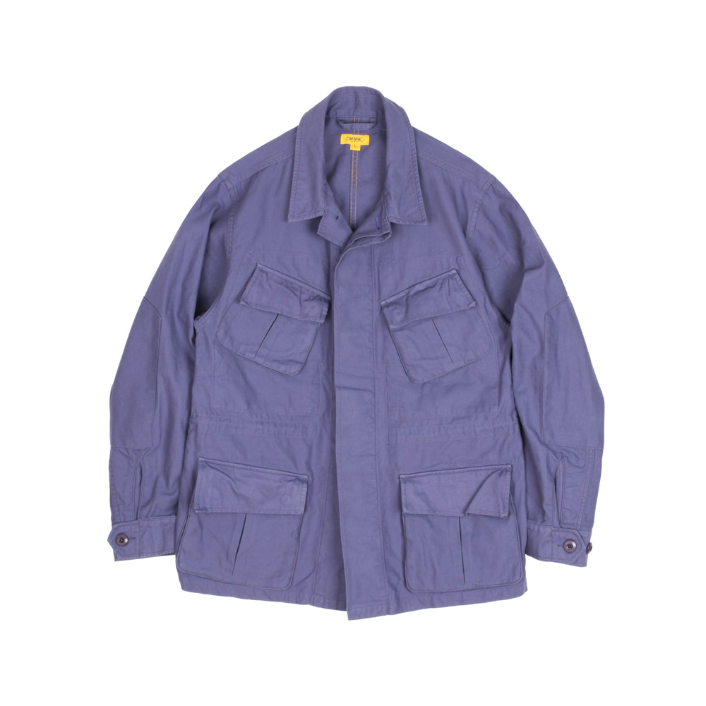 MACHU PICCHU JACKET [COBALT BLUE]THE RESQ&Co(더레스큐컴패니)