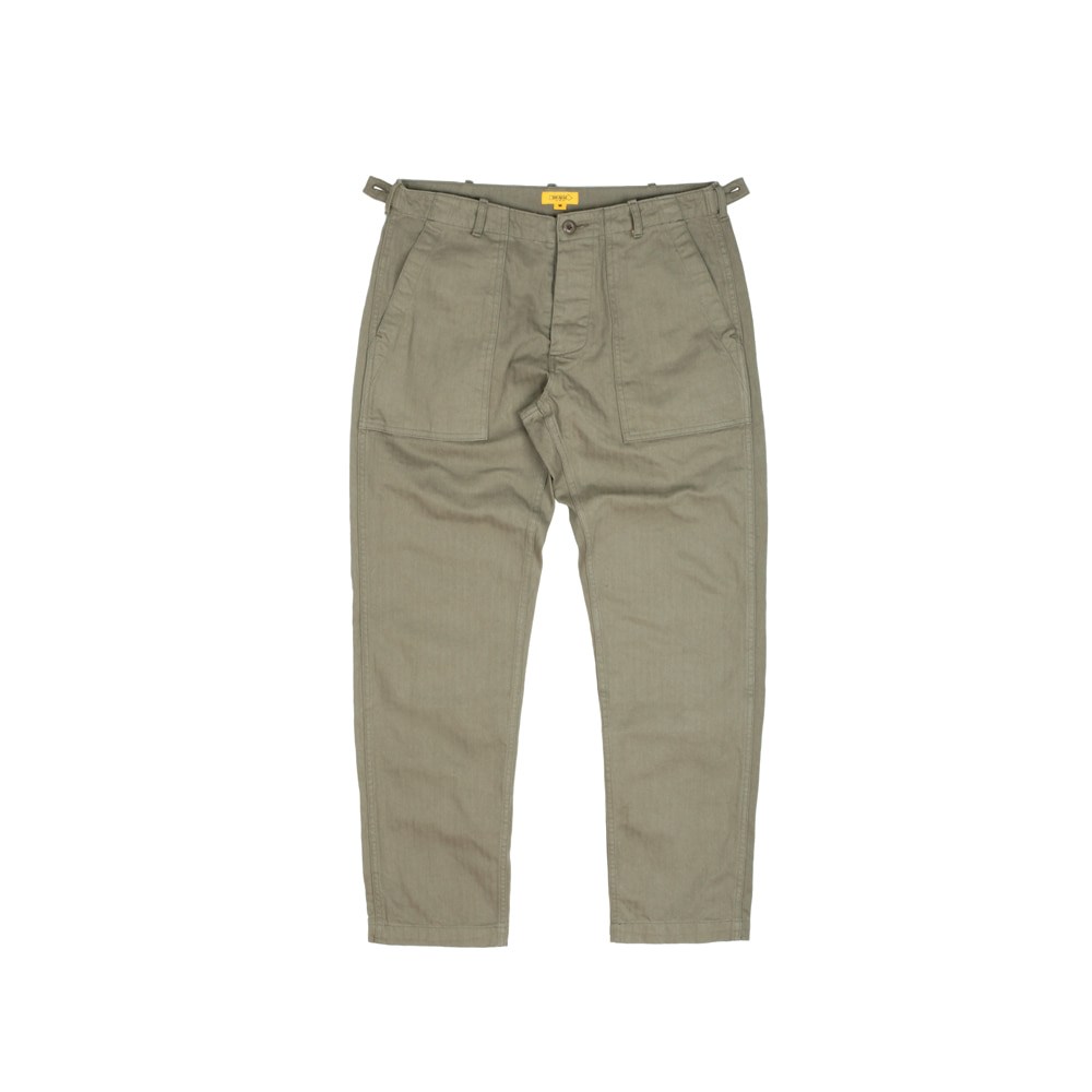 HBT KILROY PANTS [OLIVE GREEN]THE RESQ&Co(더레스큐컴패니)