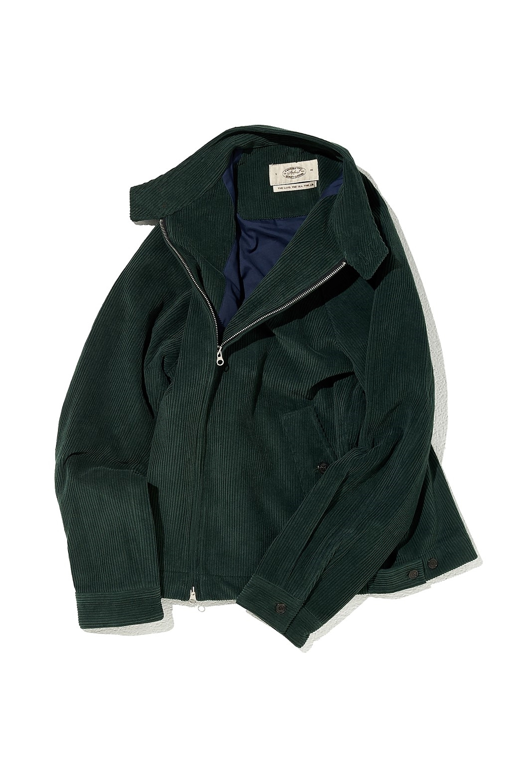EASY SWING JACKET GREENAMFEAST(암피스트)