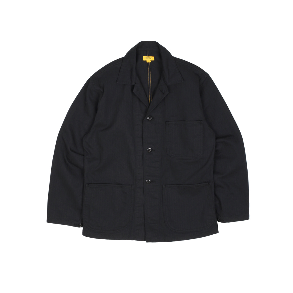 HBT KILROY JACKET [NAVY]THE RESQ&Co(더레스큐컴패니)