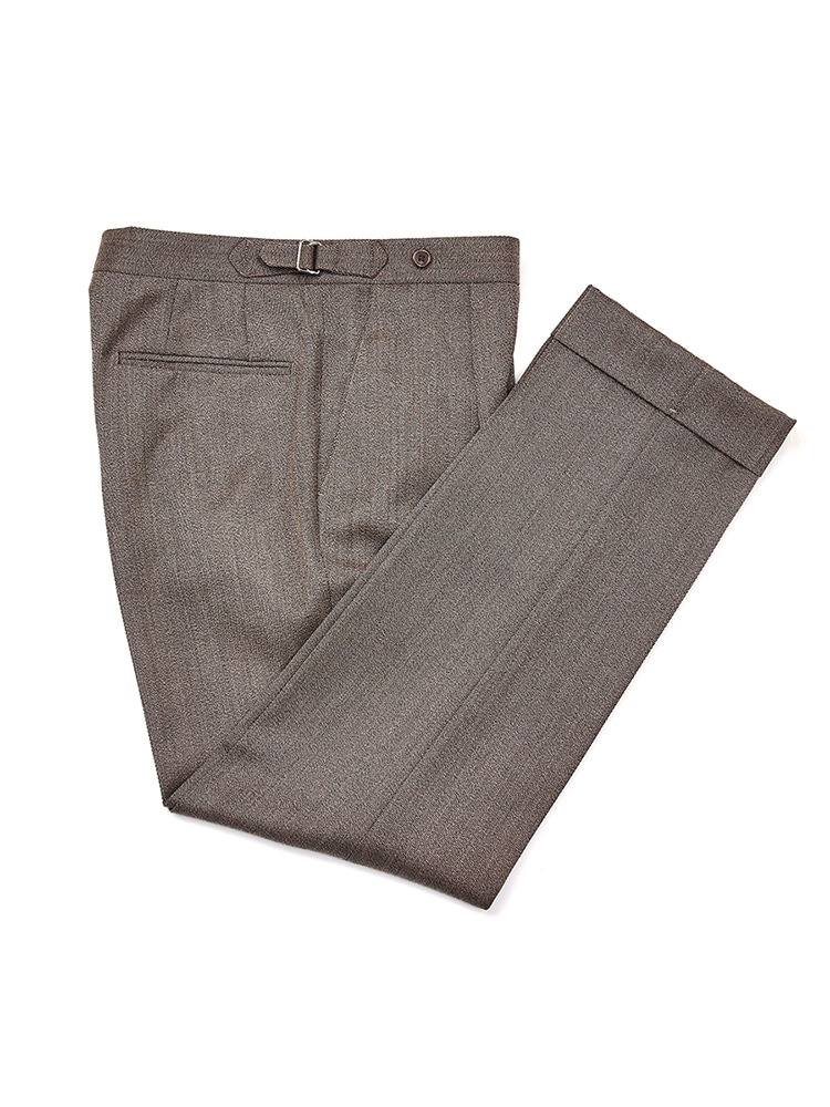 Canonico Covertwool pants - beigeESTADO(에스타도)