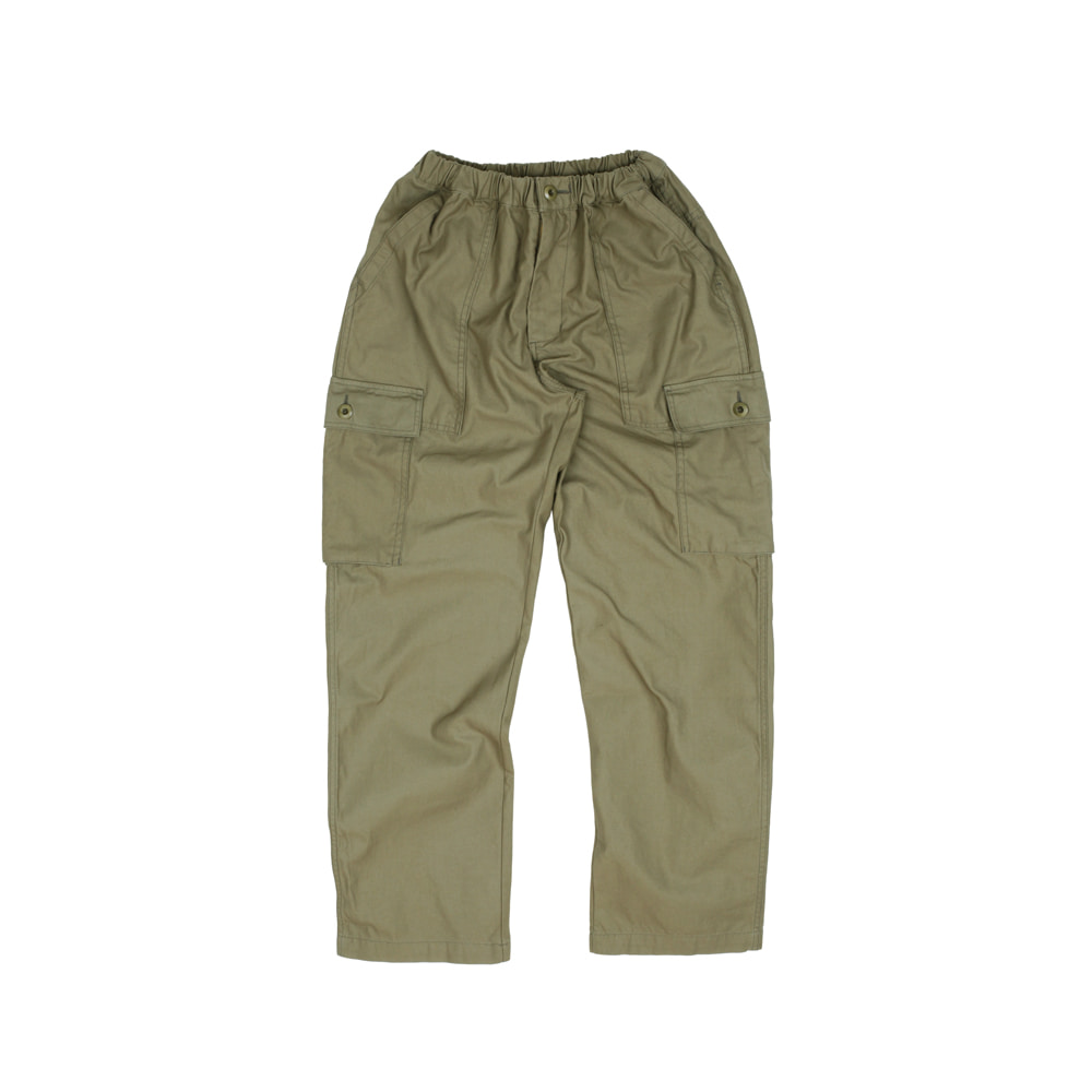 MACHU PICCHU PANTS [OLIVE GREEN]THE RESQ&Co(더레스큐컴패니)