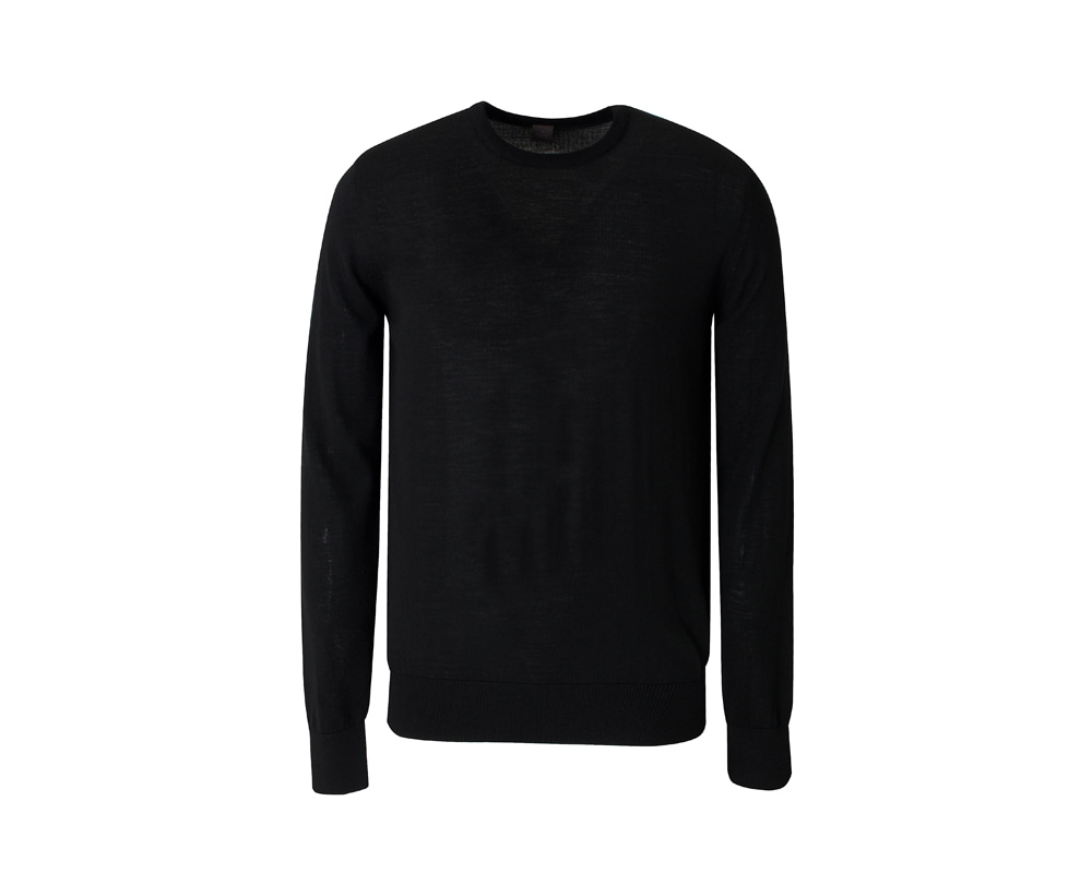 Essential Crewneck_blackIOLO(이올로)