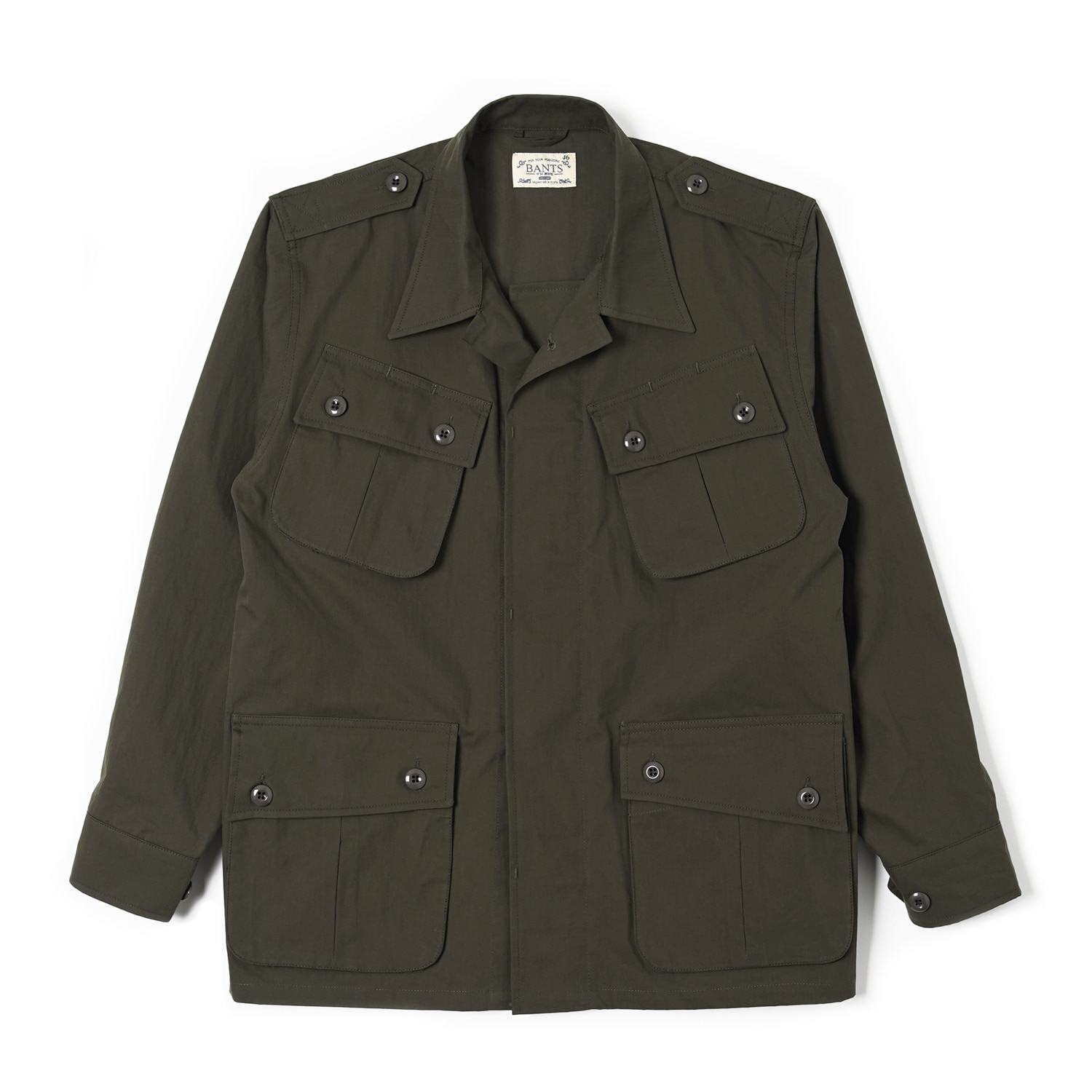 OSF Jungle Fatigue Jacket - Olive DrabBANTS(반츠)